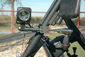 Larson Electronics Releases High Intensity Bar Clamp Mount