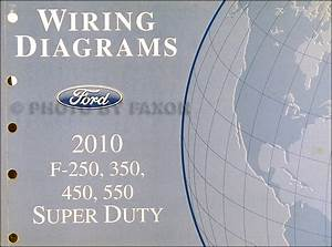 2010 Ford F Emissions Diagnosis Manual Original