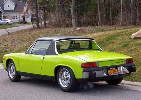 Outstanding 1974 Porsche 914 Targa - Buy Classic Volks