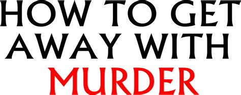 Filehow To Get Away With Murdersvg  Wikimedia Commons