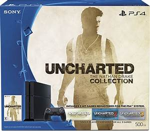 UNCHARTED: The Nathan Drake Collection | PS4 Games ...