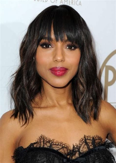 mid length hair styles for 19 best images about jet black hair on 9903