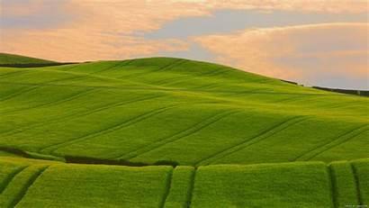 Desktop Wallpapers Landscape Field Distance Nature Hills