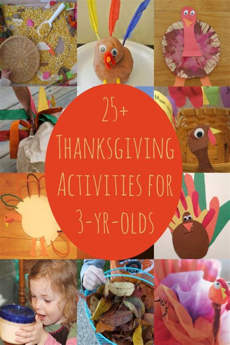 thanksgiving activities   year olds   released