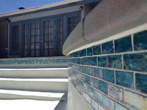 Best Pool Waterline Tile by Waterline Tile Alan Smith Pools