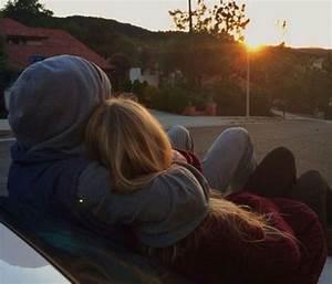 couple, cuddling, cute, love, sun, Love | Kiss | Sex ...