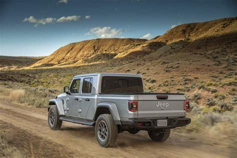 jeep gladiator pickup priced