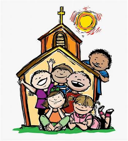 Church Going Clipart Child Transparent Kindpng