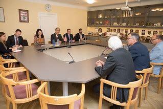 Saeimas deputāti tiekas ar Amerikas Savienoto Valstu Tiesl ...
