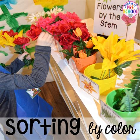 garden and flower shop dramatic play pocket of preschool 777 | Slide4 2