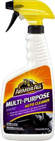 armor  multi purpose auto cleaner  oz arm