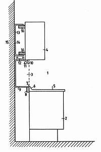 Abstand Arbeitsplatte Hängeschrank : patent ep0109119a1 einbau k chenm bel google patents ~ A.2002-acura-tl-radio.info Haus und Dekorationen