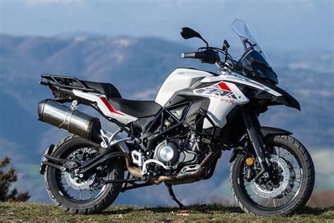 Benelli Trk 502x 2019 by 2018 Benelli Trk 502x Test Cycle News