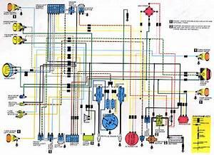 Wiring Diagrams And Free Manual Ebooks  Honda Sl350