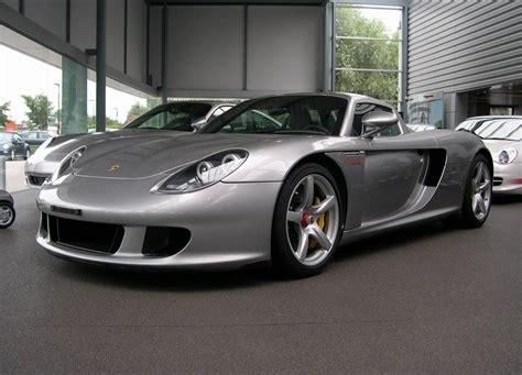 2004 2007 Porsche Carrera Gt Gallery 18791 Top Speed