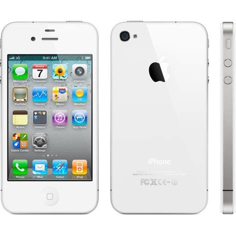 a1332 iphone apple iphone 4 8gb a1332 white refurbished