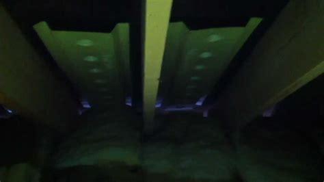 bathroom fan venting  soffit causing mold mov