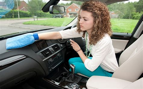 car clinic car interior spring cleaning tips