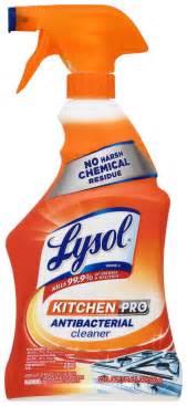 lysol power kitchen cleaner spray 22 oz free shipping
