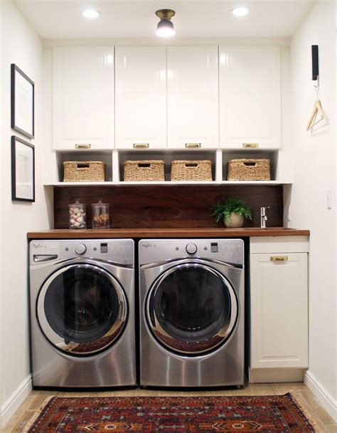 upper corner kitchen dimensions before and after a bathroom turned laundry room chris