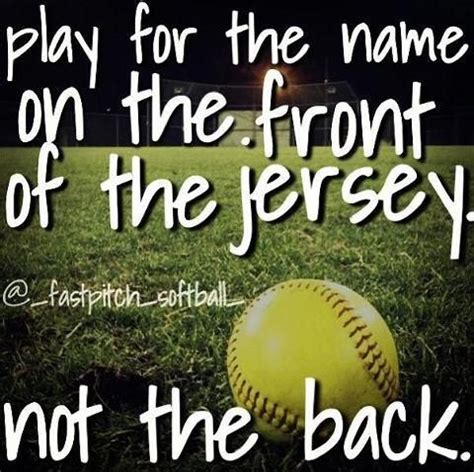 foto de 17 Best images about Softball sayings on Pinterest