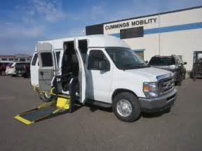 Ford Full Size Van Wheelchair Used