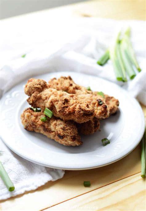 chicken air tenders fryer recipe healthy ww friendly feeling feel