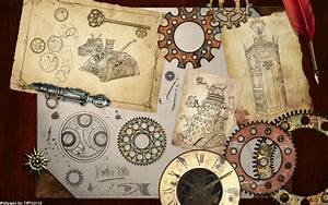 Steampunk Full HD Wallpaper and Background Image ...