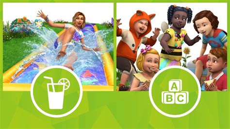 the sims 4 ps4 and xbox one get ui update new stuff packs