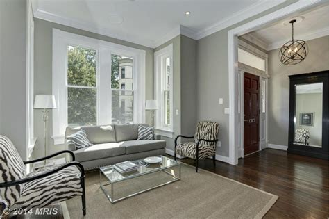 Dc845153540 Gray Wall Color Pinterest