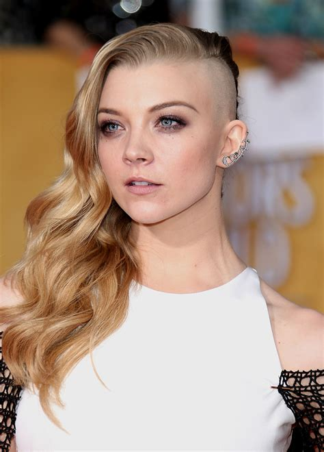 natalie dormer shave how to grow out 5 unique specific haircuts sheknows