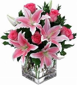 Bouquet De Fleurs Pas Cher Livraison Gratuite : livraison fleurs bouquet de lys et roses roses joyce ~ Teatrodelosmanantiales.com Idées de Décoration