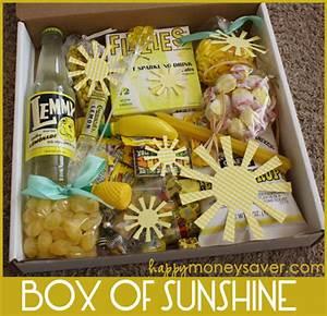 Send a Box of Sunshine to Brighten Someone s Day