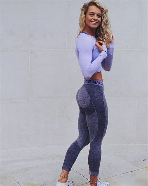 Cute workout clothes and fitness outfit ideas #style | moda | Pinterest | Mujeres atletas Ropa ...