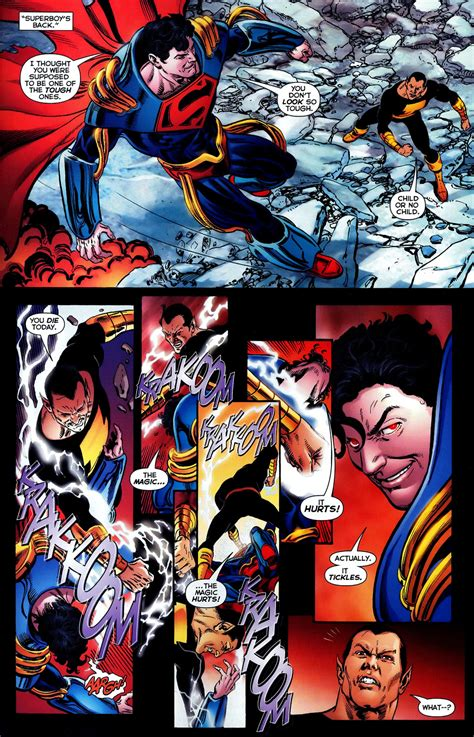 superboy prime vs thor battles comic vine