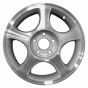 Perfection Wheel® - Ford Mustang 2003 5-Spoke 16x7.5 Alloy Factory Wheel - Refinished