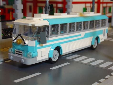 30 Best Images About Lego Bus, Coach On Pinterest