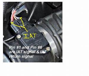 Iat Sensor Performance Chip Installation Procedure  2002