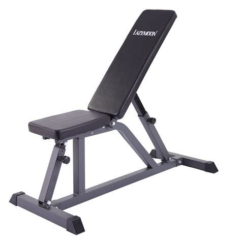 Incline Ab Bench by Jaxpety Adjustable Folding Sit Up Ab Incline Abs Bench