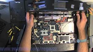 Acer Aspire 5750 5750g Take Apart  Disassemble  How To