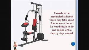 Weider Fitness System Wfs Manual