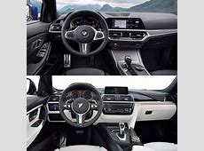 Photo Comparison G20 BMW 3 Series M Sport vs F30 3 Series