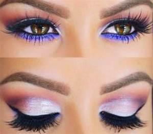 Astuce De Maquillage Pour Les Yeux Marrons : 4 conseils pour bien maquiller les yeux marrons astuces de filles ~ Melissatoandfro.com Idées de Décoration