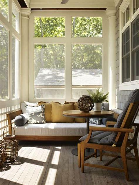 20 Small And Cozy Sunroom Design Ideas  Home Design And
