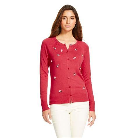 target s sweaters 39 s embellished cardigan sweater merona target