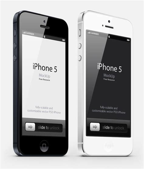 free iphone 5 free 3 4 view iphone 5 psd vector mockup by pixeden on