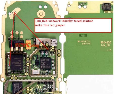 nokia  network problem network jumpers network