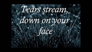 Fix You - Coldplay Lyrics - YouTube