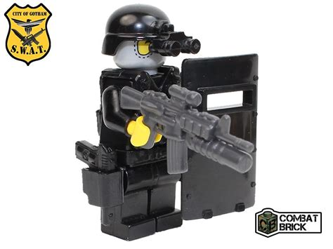 Swat Police, Swat And Toy