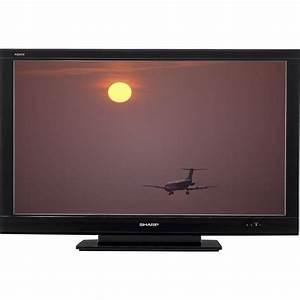 Sharp Lc52d78un 52 U0026quot  1080p Aquos Lcd Tv Lc52d78un B U0026h